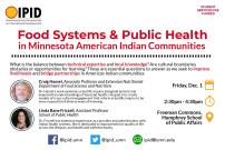 IPID Talk 2 flyer